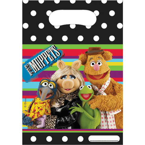 Partybags muppets