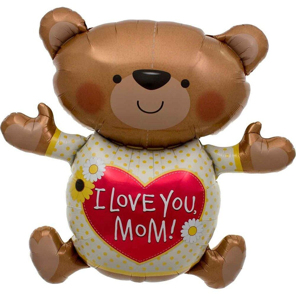 Folie ballon - I love you Mom