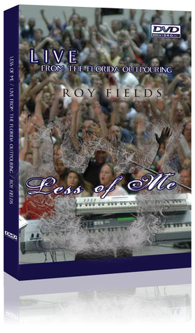 Less of Me (LIVE) DVD