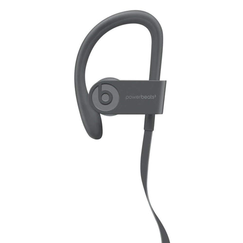Beats Powerbeats3 Wireless Earphones - Neighborhood Collection - Asphalt Gray