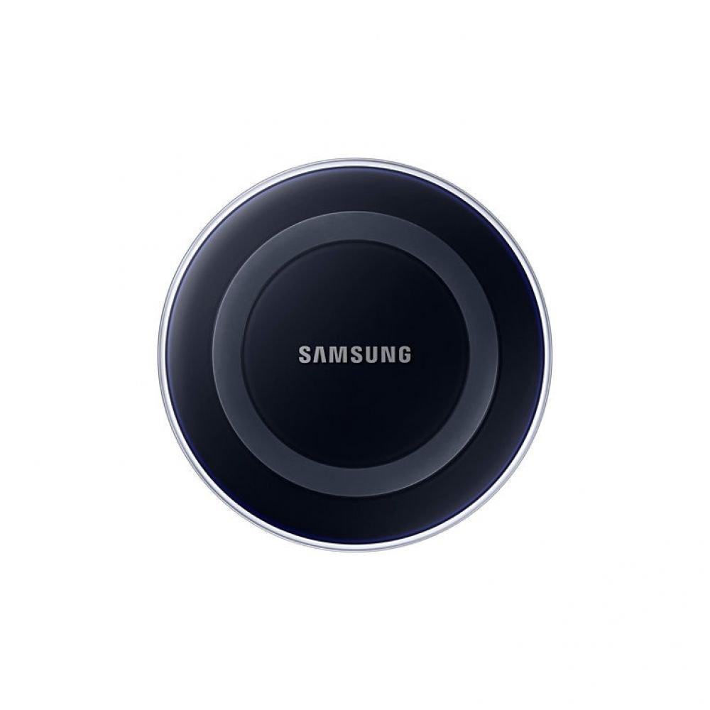 Samsung Wireless Qi Charger with Samsung Galaxy S6/S6 Edge - Black
