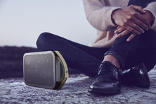 B&O PLAY by Bang & Olufsen Beoplay A2 Active Bluetooth Speaker - Stone Grey/Black