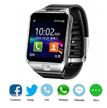DZ09 Smart Watch With Camera SIM Card For IOS Android Phone