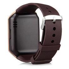 Bluetooth Smart Watches DZ09 For Android Apple Phone SD SIM With Camera