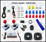 2 Player Upright - USB Bundle