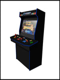 "4 Player 'Hydra' 32"" Black Upright Arcade Machine"