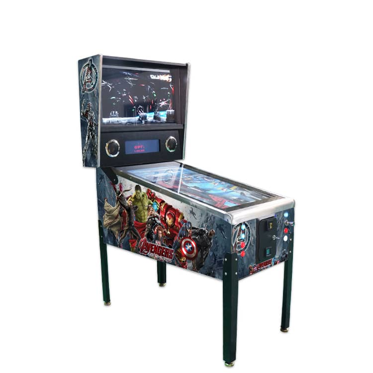 Marvel - Virtual Pinball Machine - 863 in 1
