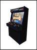 "4 Player Typhon' 43"" Black Upright Arcade Machine"