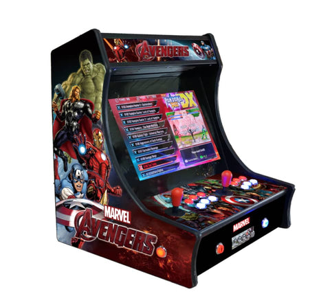 Marvel Style - 24 Inch Bartop - 2992 in 1