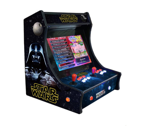 Star Wars Style - 19 Inch Bartop - 2992 in 1