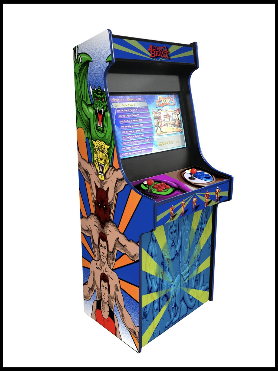 Altered Beast - 27 Inch Upright Arcade Cabinet