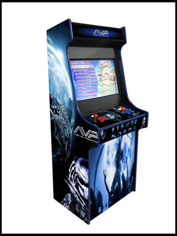 Alien V Predator - 27 Inch Upright Arcade Cabinet - 960 in 1
