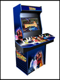 Back to the future  - 4 Player 27 Inch Upright Arcade Cabinet