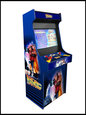 Back to the future - 27 Inch Upright Arcade Cabinet - 960 in 1