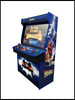 "Back To The Future -  4 Player 'Typhon' 43"" Upright Arcade Machine"