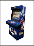 "Back To The Future -  4 Player 'Hydra' 32"" Upright Arcade Machine"
