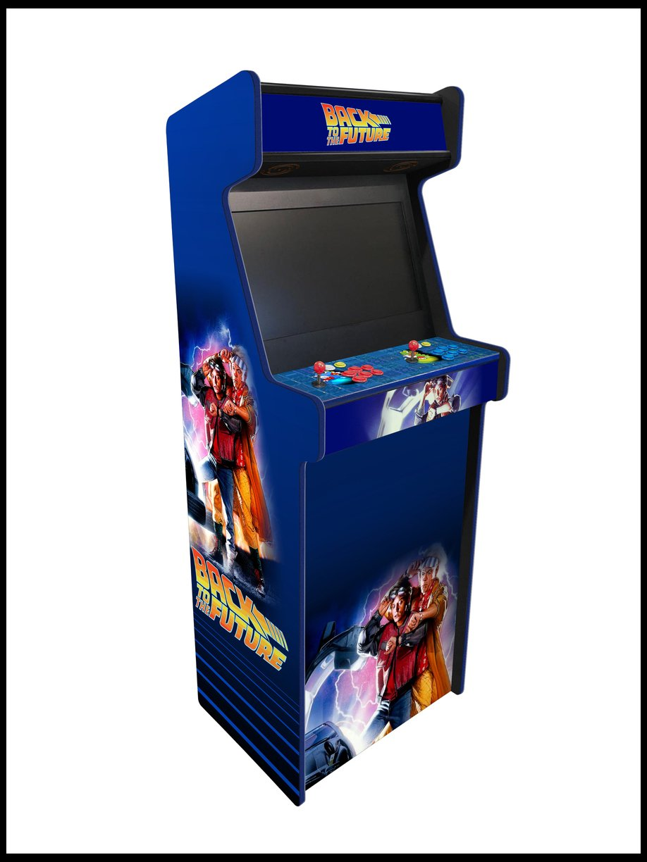 Back to the future  - 24 Inch Minotaur Arcade Cabinet - 1300 in 1