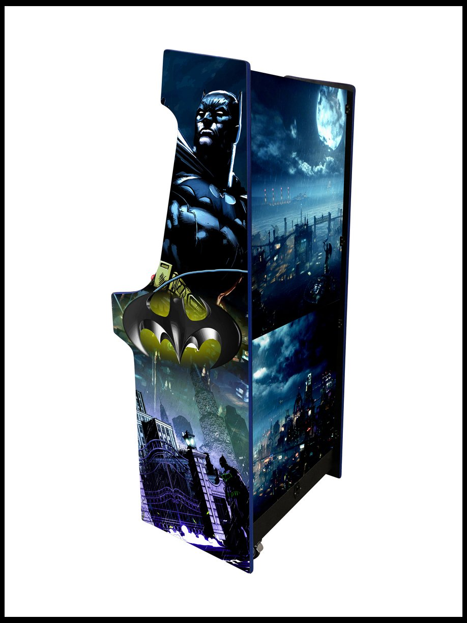 Batman - 27 Inch Upright Arcade Cabinet - 1300 in 1