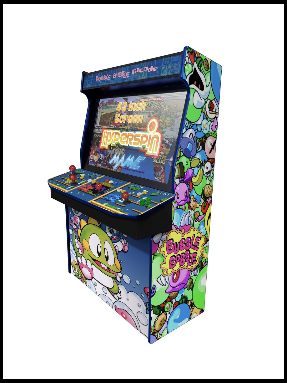 Bubble Bobble - 4 Player 'Typhon' 43