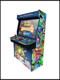 "Bubble Bobble - 4 Player 'Typhon' 43"" Upright Arcade Machine"