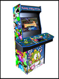 Bubble Bobble  - 4 Player 27 Inch Upright Arcade Cabinet