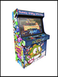 "Bubble Bobble -  'Typhon' 43"" Upright Arcade Machine"