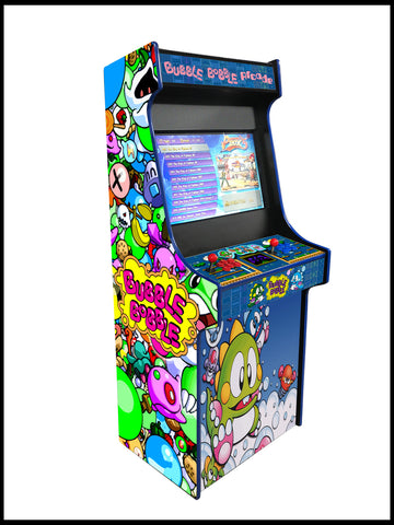 Bubble Bobble - 27 Inch Upright Arcade Cabinet - 1300 in 1
