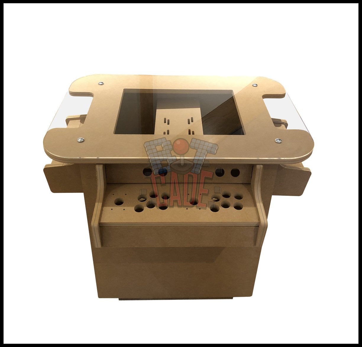 Bitcade - 4 Player Cocktail Table Arcade Machine Kit
