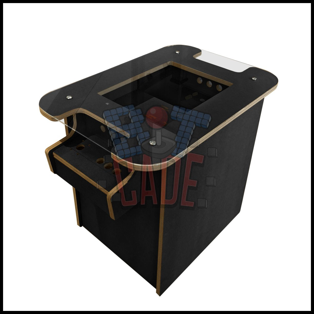 Bitcade - 2 Player Cocktail Table Arcade Machine Kit