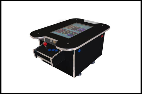 22 Inch Coffee Arcade Table - 60 in 1