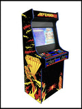 Defender  -  27 Inch Upright Arcade Cabinet - 1300 in 1