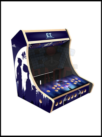 E.T Artwork - Bartop