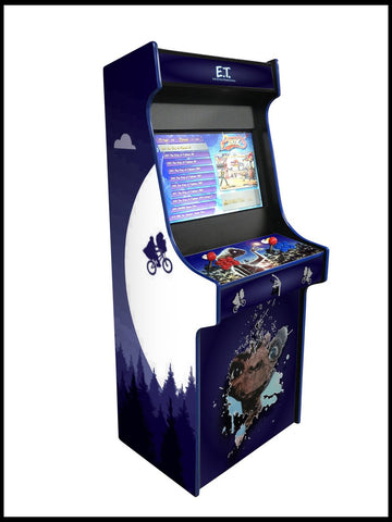 ET - 27 Inch Upright Arcade Cabinet - 1300 in 1