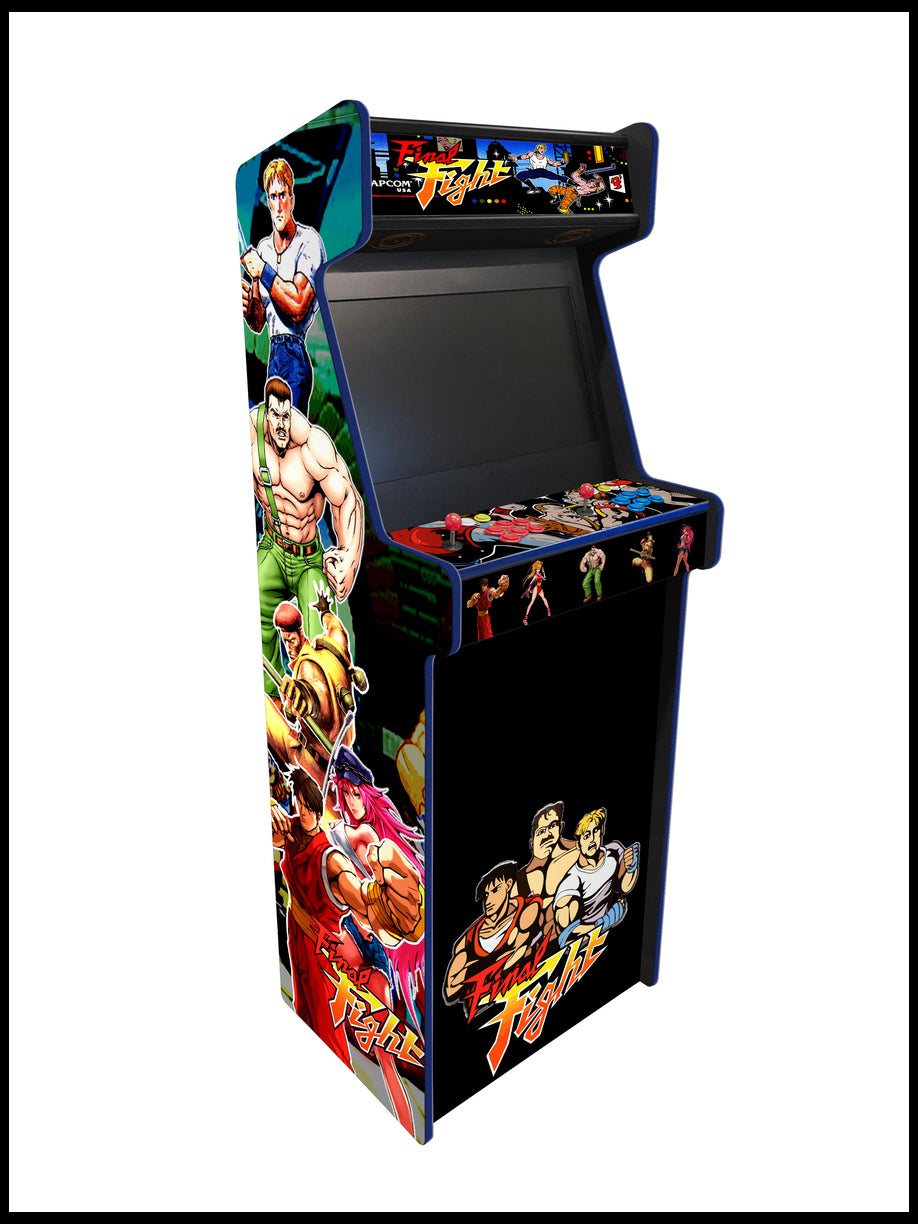 Final Fight - 24 Inch Minotaur Arcade Cabinet