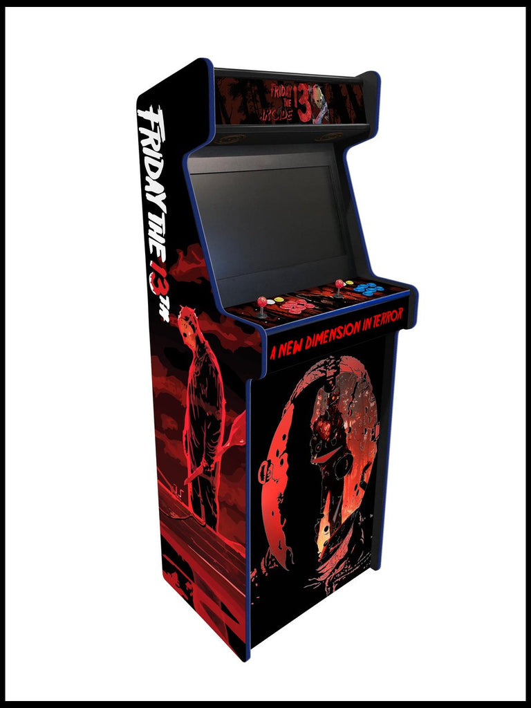Friday The 13th - 24 Inch Minotaur Arcade Cabinet