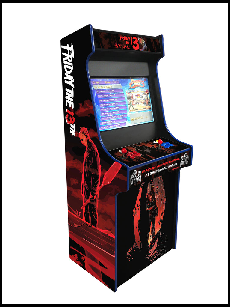 Friday the 13th - 27 Inch Upright Arcade Cabinet