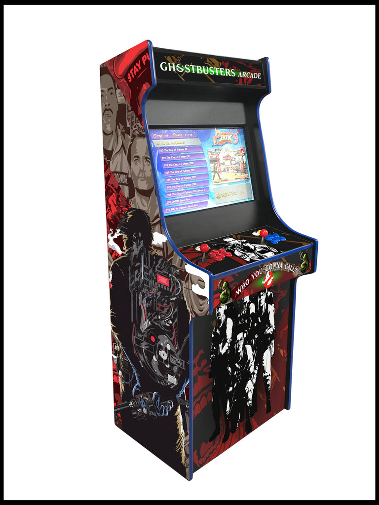 Ghost Busters - 27 Inch Upright Arcade Cabinet