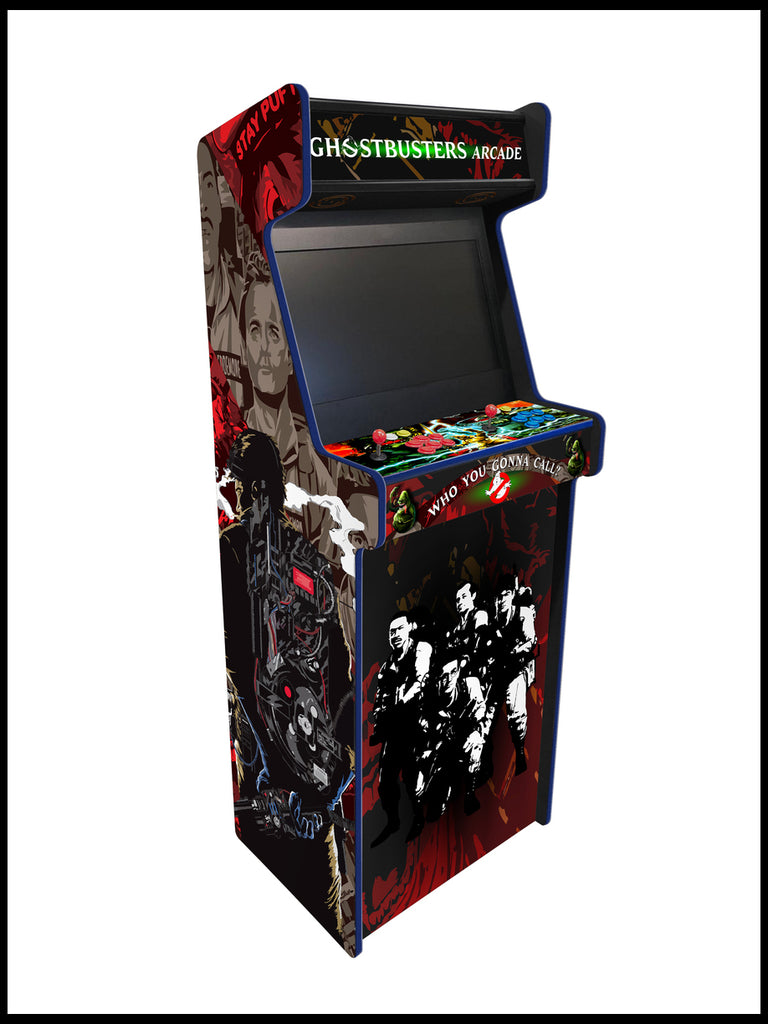 Ghost Busters - 24 Inch Minotaur Arcade Cabinet