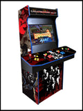 Ghost Busters - 4 Player 27 Inch Upright Arcade Cabinet