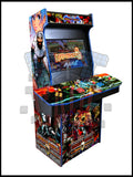 Ghouls n Ghosts - 4 Player 27 Inch Upright Arcade Cabinet