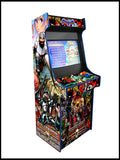 Ghouls and Ghosts - 27 Inch Upright Arcade Cabinet