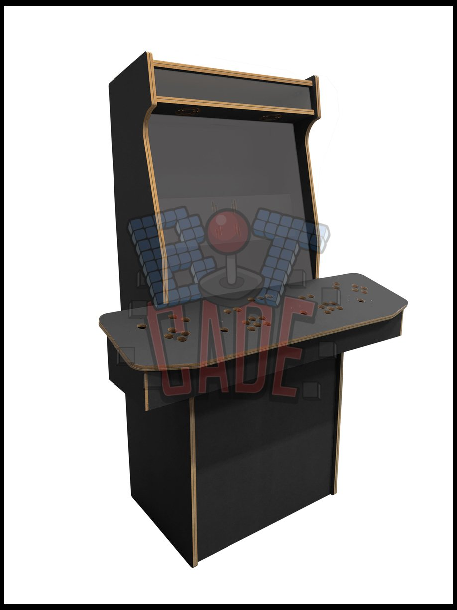 Cerberus - 4 Player Full Size Cabinet Kit