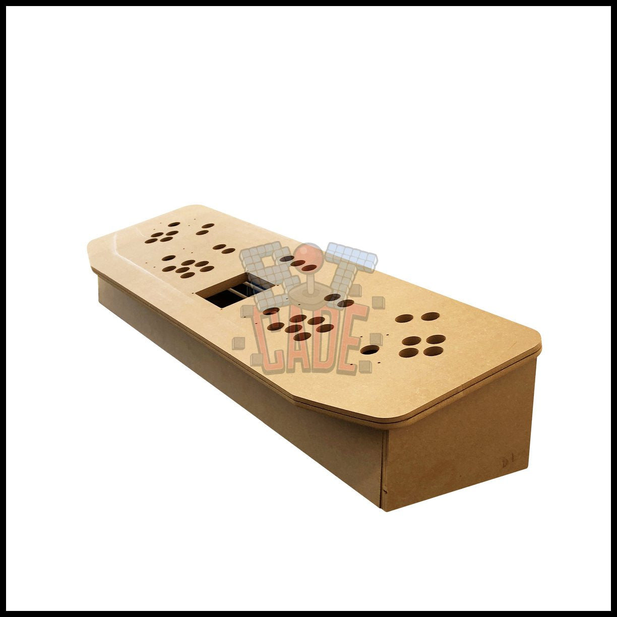 Bitcade - 4 Player Control Panel Kit