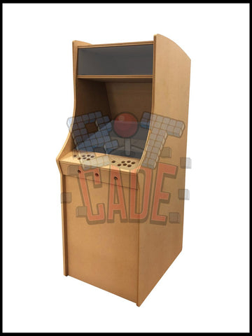 Bitcade - 2 Player 22 inch Galaga Replica Kit