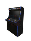 "Typhon' 43"" Black Upright Arcade Machine"