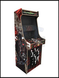 Ghost Busters Artwork - 2 Player Full Size Cabinet
