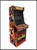 Mortal Kombat Artwork - 2 Player Full Size Cabinet