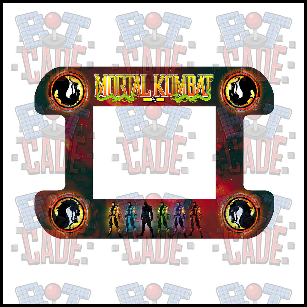 Mortal Kombat Artwork - Cocktail Table