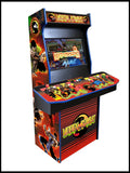 Mortal Kombat - 4 Player 27 Inch Upright Arcade Cabinet