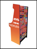 Neo Geo -  27 Inch Upright Arcade Cabinet - 1300 in 1